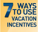 Odenza Marketing Group - Seven ways to use vacation incentives