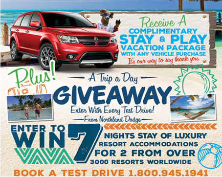 8 ways to use vacation incentive - prize giveaways